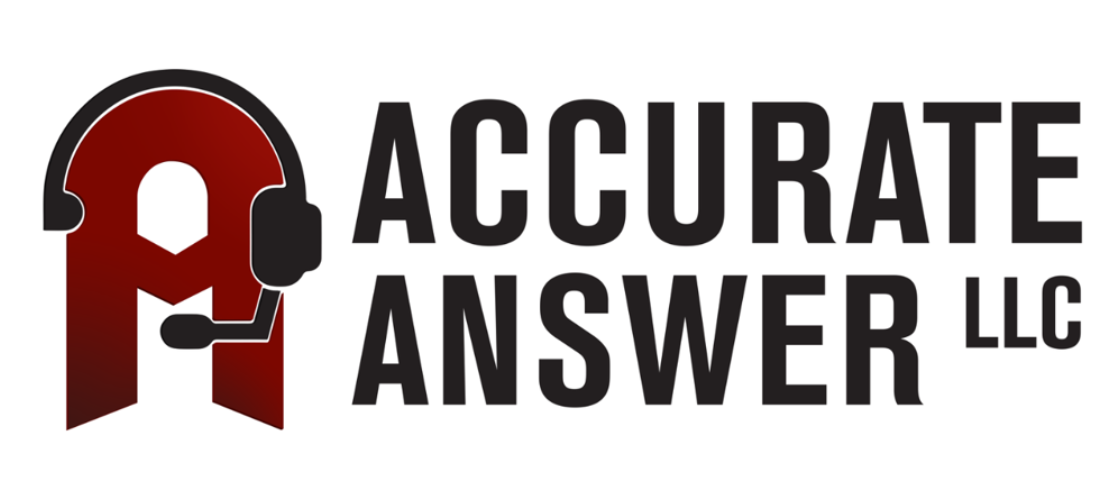 Accurate Answer LLC | Logo